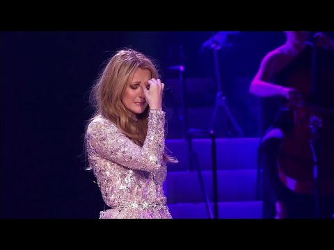 EXCLUSIVE | Céline Dion - All By Myself (Live in Las Vegas 2016) HD