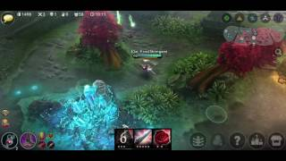 Vainglory Ranked - Episode 2 : COOL FORTRESS SKIN BUG (Blackfeather)