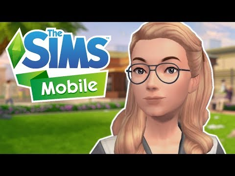 SPRING EGG HUNT - The Sims Mobile | Episode 8
