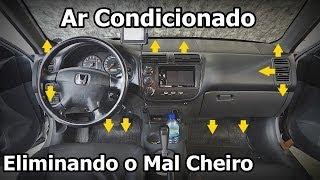 Como Deixar o Ar Condicionado com Cheiro Agradável - DICA - Higienização do Ar Condicionado - FVM