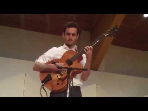 Julian Lage   Autumn Leaves   Solo Guitar Concert at Denison University