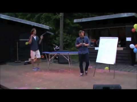 Talentwettbewerb Physio Präha 2013 - Gianni - Freestyle Evidence based