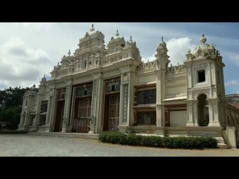 jaganmohan palace in Mysore ##India##