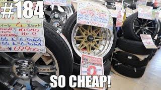 JPNVLGS #2 - Up Garage Quick Walkaround, Yokohama Japan