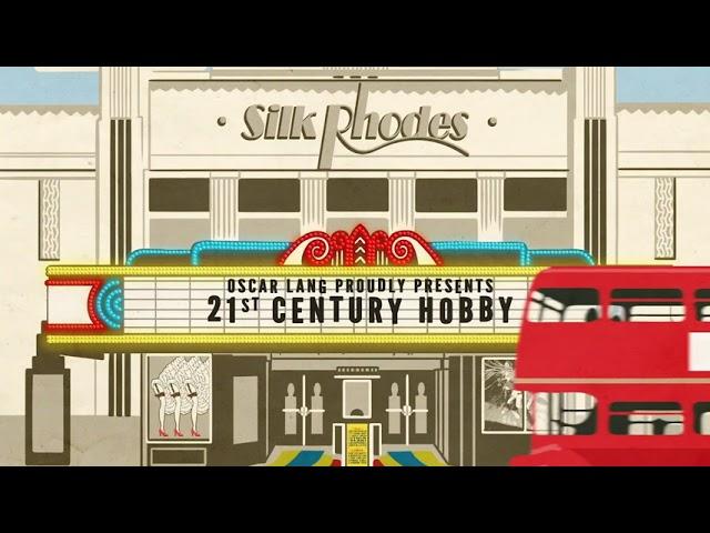 Oscar Lang  - 21st Century Hobby (Official Visualiser)