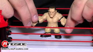 wwe figure insider john cena wwe slam city wwe toy wrestling action figure rsc review