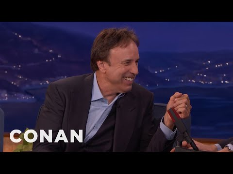 Kevin Nealon Reveals His DNA Test Results  - CONAN on TBS
