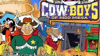 Game | Wild West C.O.W. Boys of Moo Mesa Arcade | Wild West C.O.W. Boys of Moo Mesa Arcade