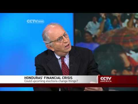 Peter Hakim Discusses the Challenges facing Honduras' Economy