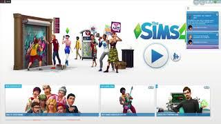 The Sims 4 como trocar o idioma rápido e muito fácil