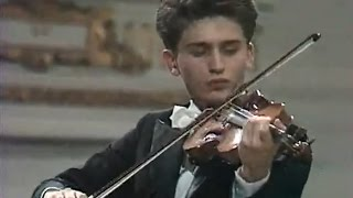 """X Międzynarodowy Konkurs Skrzypcowy im. Henryka Wieniawskiego - 1991 - """"Złoty tandem"""""""
