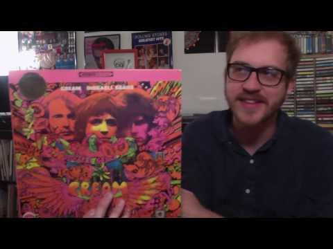 Album Review 202:  Cream - Disraeli Gears