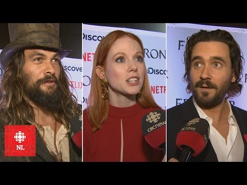 """Frontier"" stars talk new series"