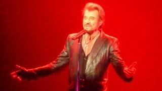 Johnny Hallyday - Trianon Paris - 15 décembre 2013
