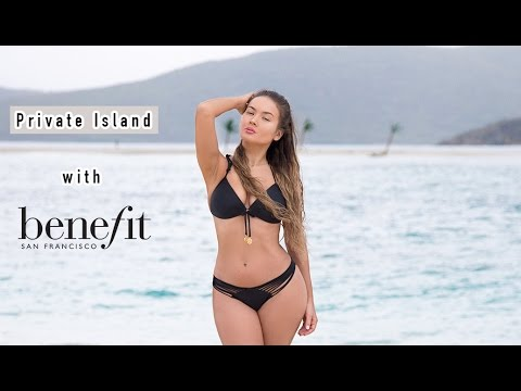 Private Island Turn-Up with Benefit EPIC VLOG | Maryam Maquillage