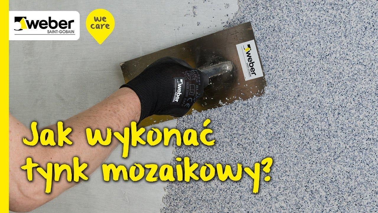 Jak Nakładać I Poprawnie Wykonać Tynk Mozaikowy