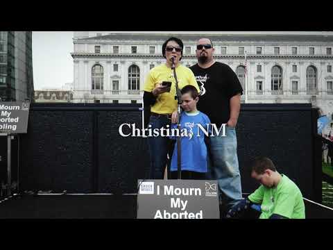 Christina's 2020 Walk for Life Testimony