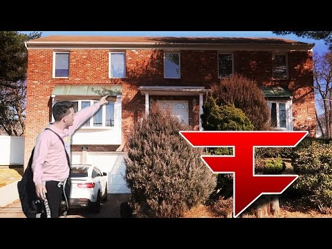 I WENT BACK TO THE OLD FAZE HOUSE...