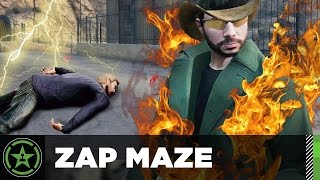 Things to Do In GTA V – Zap Maze