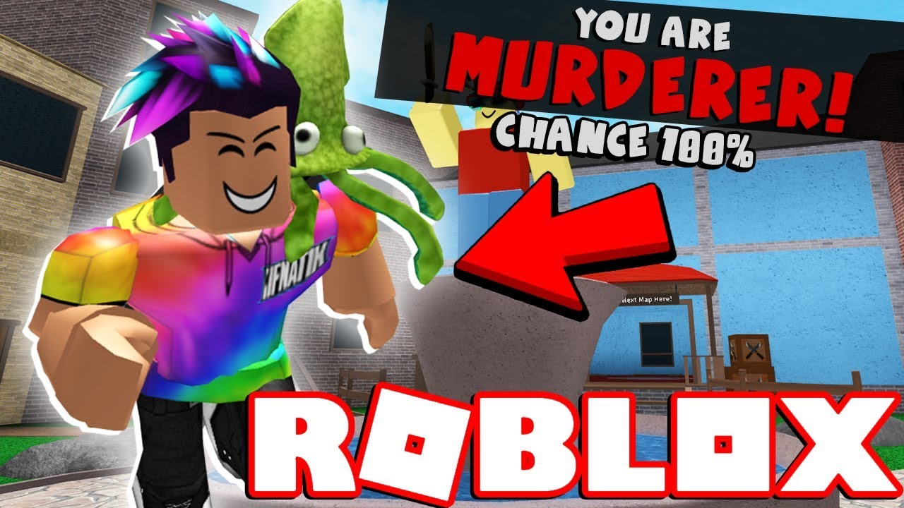 Instant Murderer Secret Code Roblox Mm2 Youtube