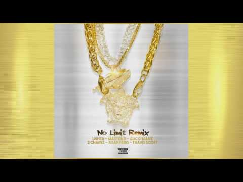 "Usher ""No Limit Remix"" Master P, Gucci Mane, 2 Chainz, ASAP Ferg & Travis Scott"