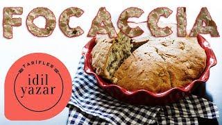 İtalyan Ekmeği Focaccia Nasıl Yapılır   Yemek Tarifleri