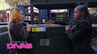 Naomi confronts Cameron about showing everyone Eva Marie