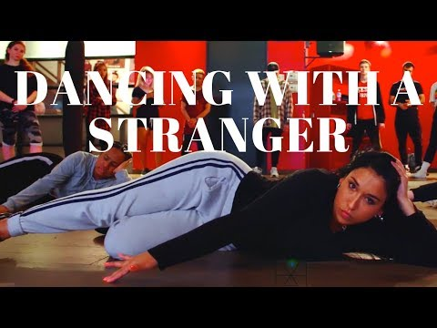 Dancing With A Stranger - Sam Smith DANCE VIDEO | @DanaAlexaNY Choreography