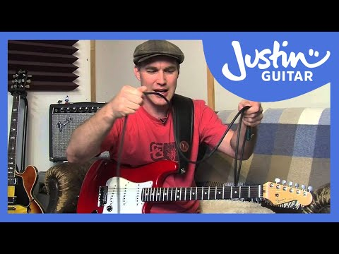 Guitar Quick Tip #4: How To Roll Your Cables (Guitar Lesson QT-004)