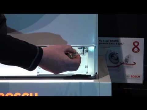 Genoeg wasmachine deur gaat niet los - YouTube CS96