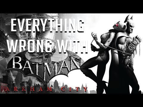 GamingSins: Everything Wrong with Batman Arkham City