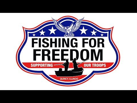Volunteers Needed! Fishing for Freedom Quincy Illinois! Support our Veterans!