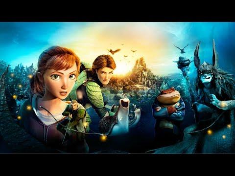 New Animation Movies 2021 - EPIC 2013 Full Movie HD - New Disney Cartoon Full Movies English