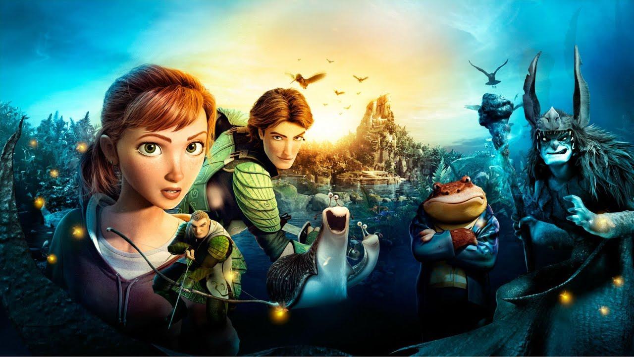 Download New Animation Movies 2021 - EPIC 2013 Full Movie HD - New Disney Cartoon Full Movies English