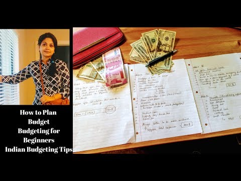 How to Plan Monthly Budget l Indian Home Budgeting in Hindi  Eng subtitles addedMoney saving Tips