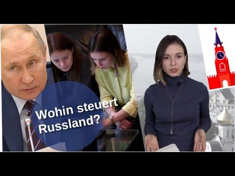 Wohin steuert Russland?