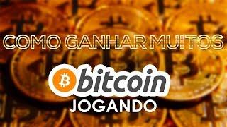 ganhar bitcoins jogando no BITCOIN  2048 GAME