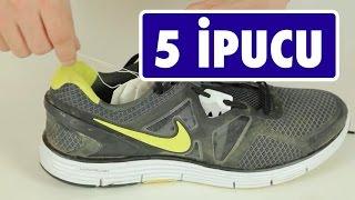 Ayakkabılarla İlgili 5 İşe Yarar İpucu