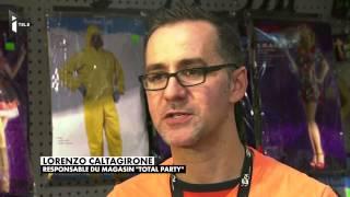 Halloween: costume Ebola, mauvais goût aux USA