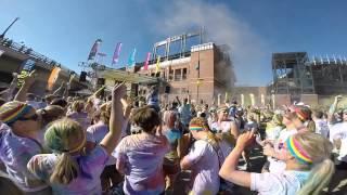 Color Run Denver: 2014