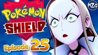 Oleana Battle! Rose Tower! - Pokemon Sword and Shield Gameplay Walkthrough Part 25