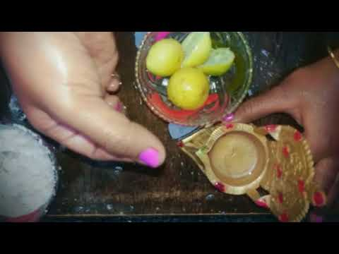 pooja things cleaning easy way in tamil/poojai things cleaning very easily in tamil