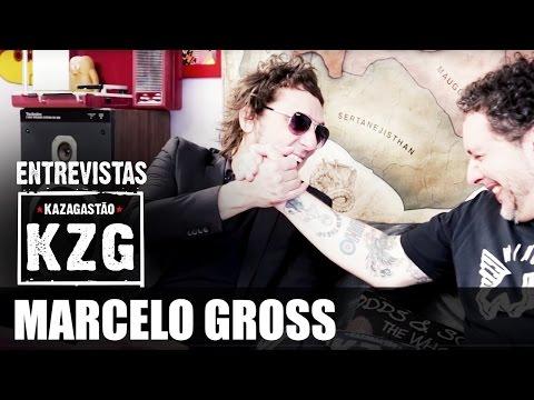 MARCELO GROSS em Kaza! - entrevistado por Gastão Moreira