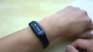 Luoov Fitness Tracker Band REVIEW