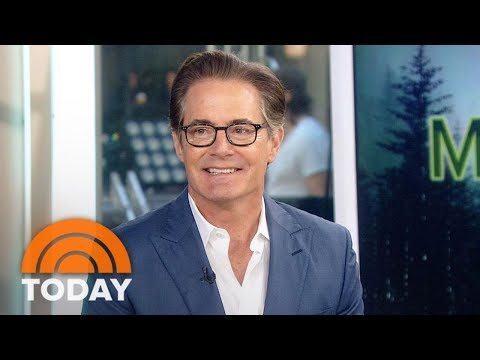 Kyle MacLachlan On 'Twin Peaks' Finale And 'Desperate Housewives' Reboot  TODAY