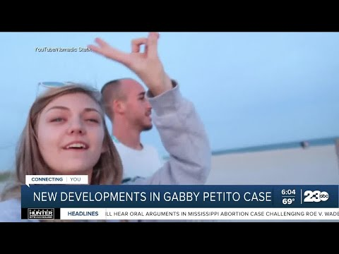 New evidence revealed in Gabby Petito case