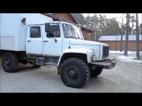 Газ Егерь 33081