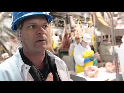 Fresh Pork Production at Smithfield Foods
