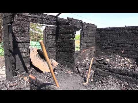 Ночной пожар в садовом обществе Хабаровского района привел к трагедии.