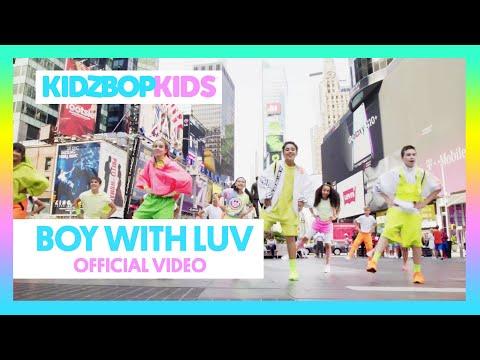 Смотреть клип Kidz Bop Kids - Boy With Luv